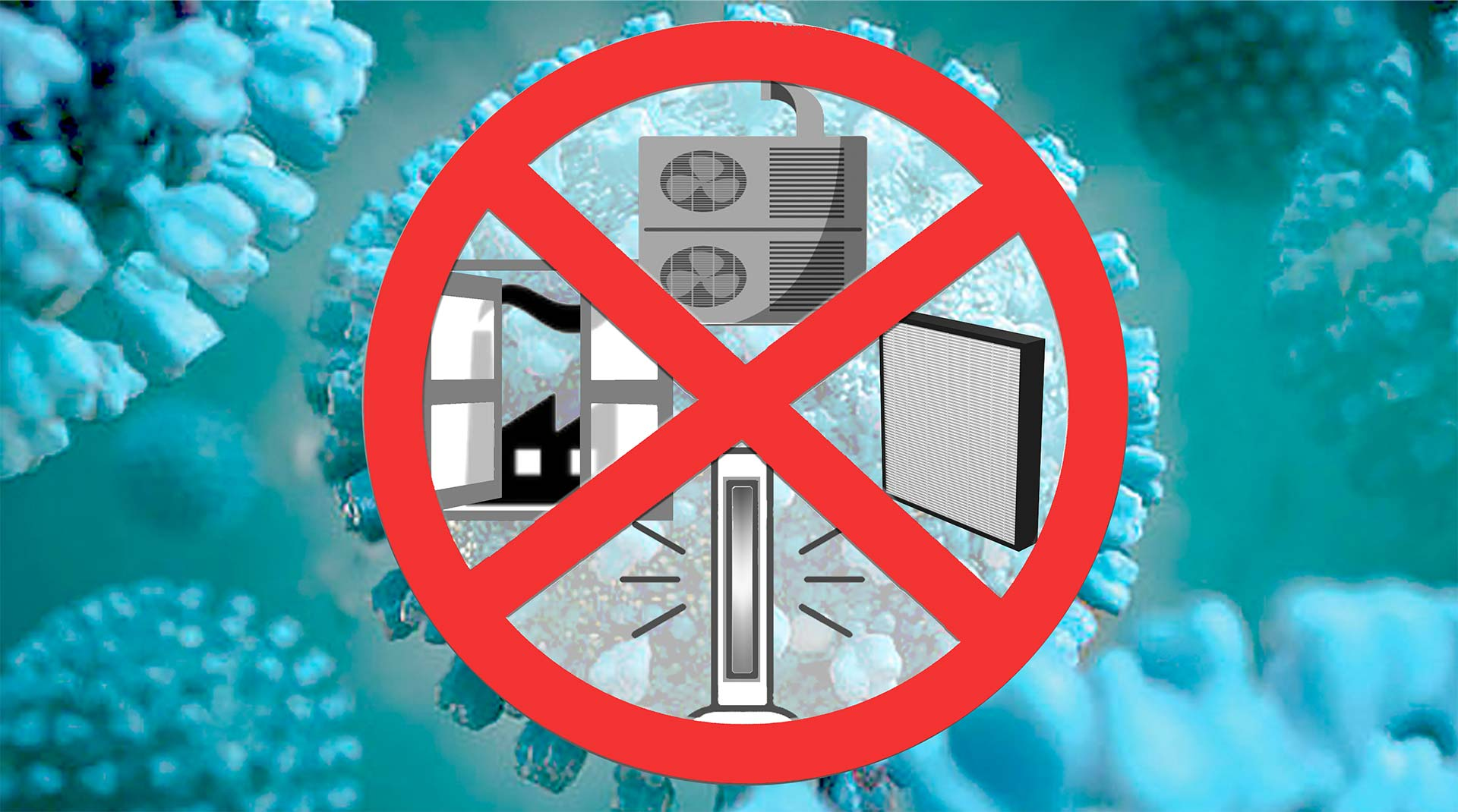 The Danger of Using Placebo Effect Solutions to Mitigate Aerosolized Pathogens in Public Places